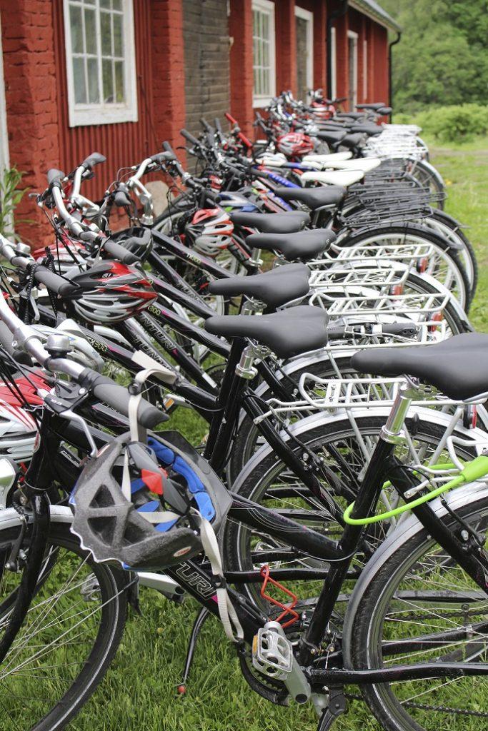 Aktiviteetit SE-Action pyöräily