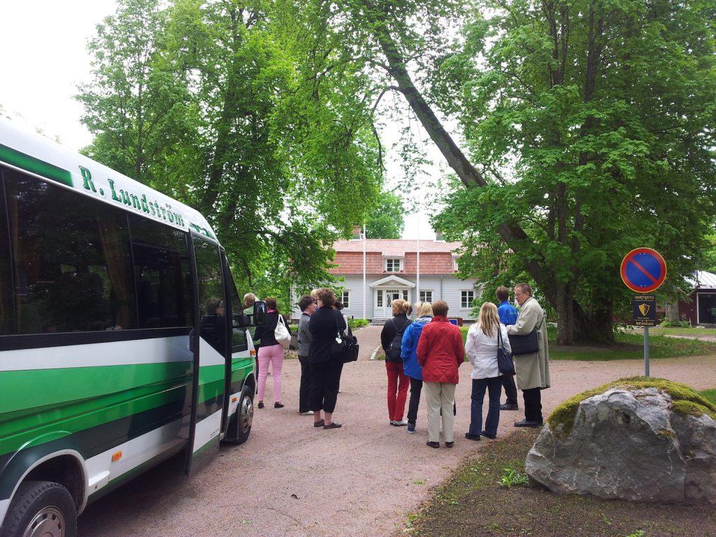 Charterbus Lundström