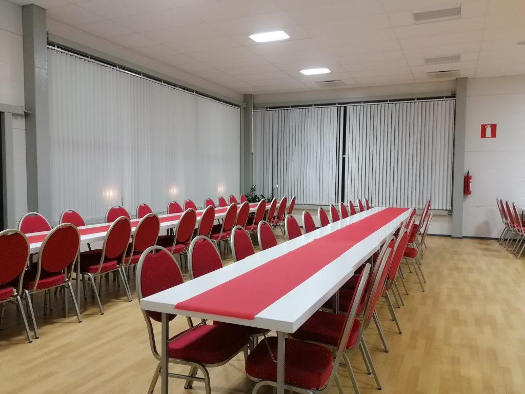 Fennia Arena kokoukset