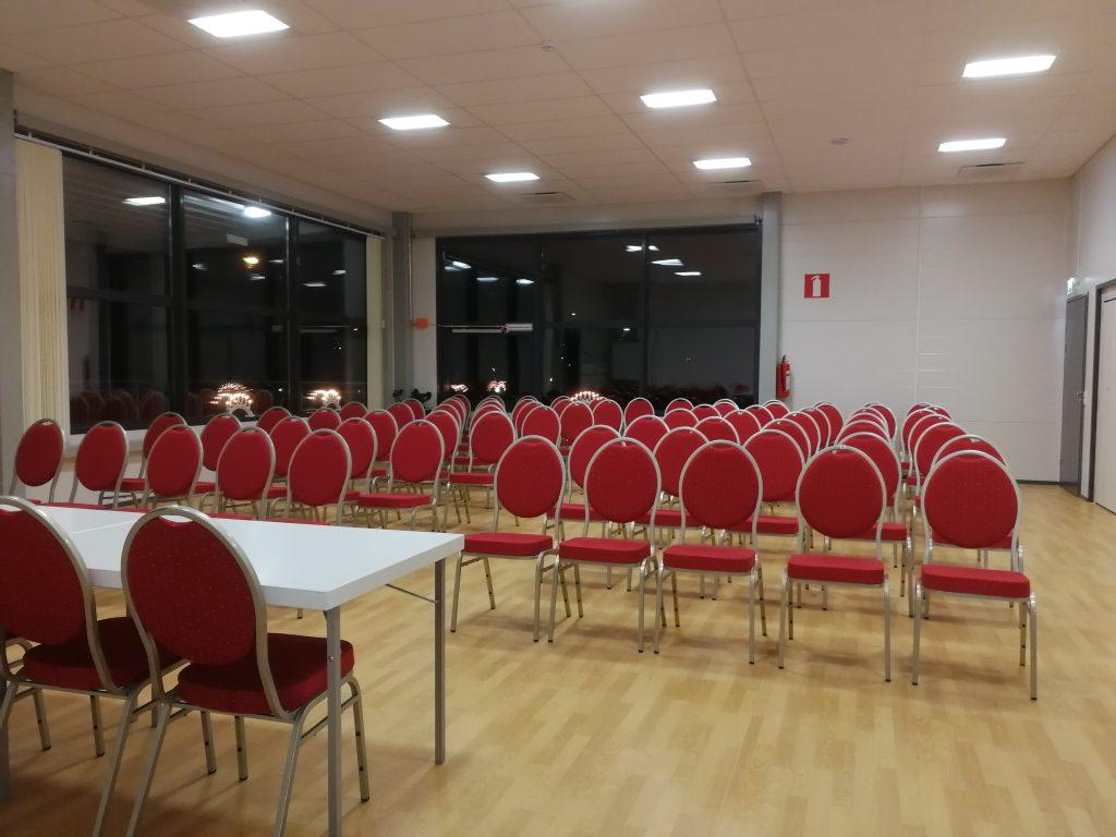 Fennia Arena kokoussali