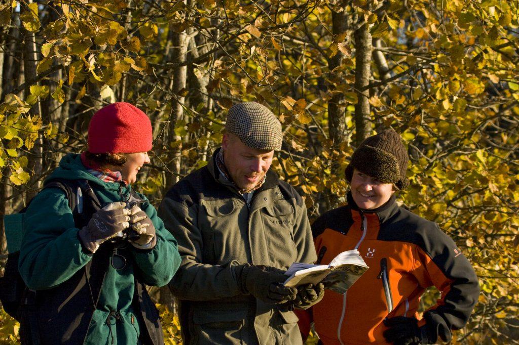 Porkkala Travel Luontoretki Nature tour