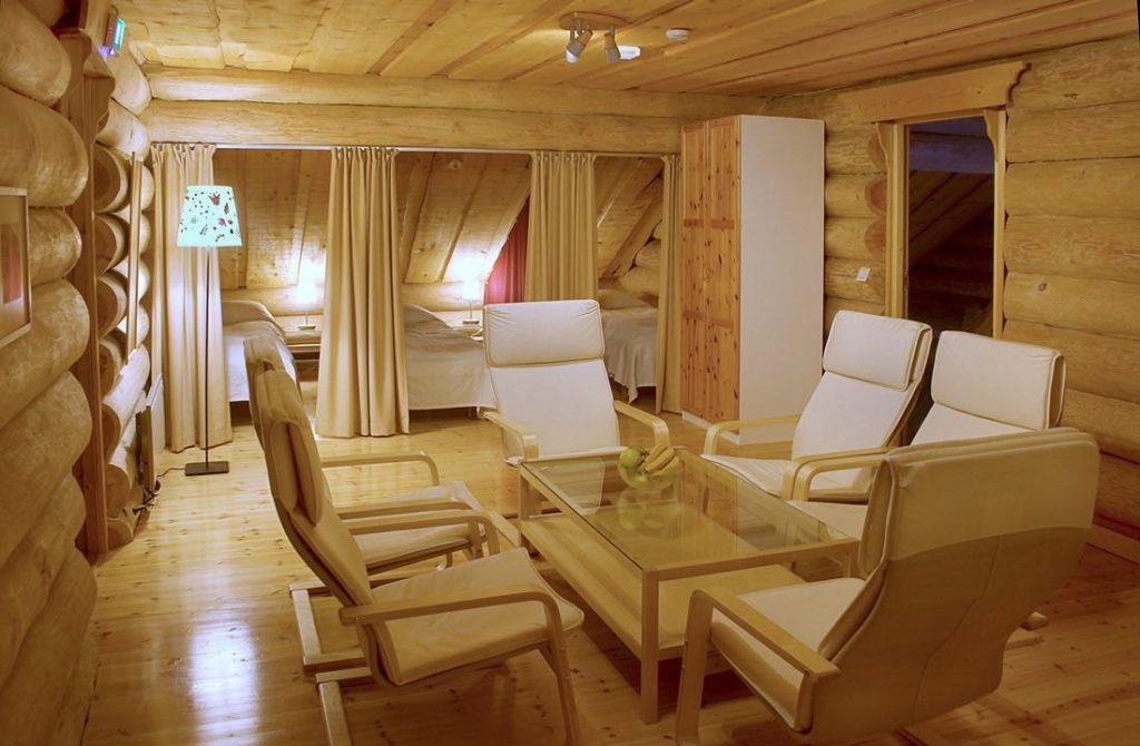 Villa Kotkankallio majoitus