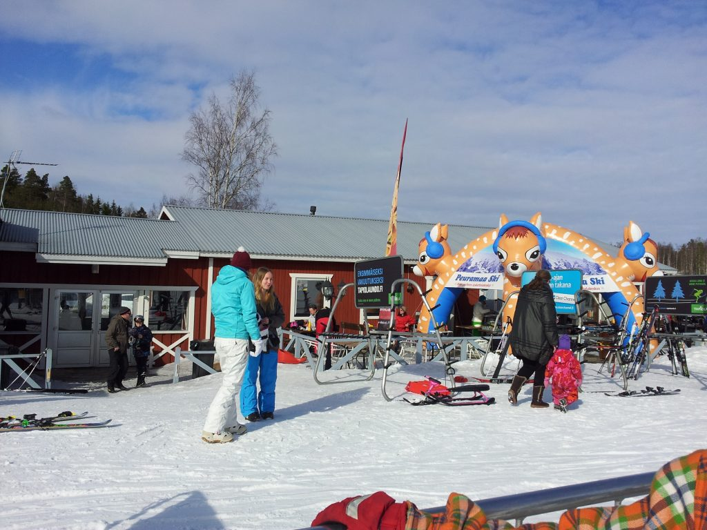 Peuramaa Ski