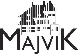 Majvik logo