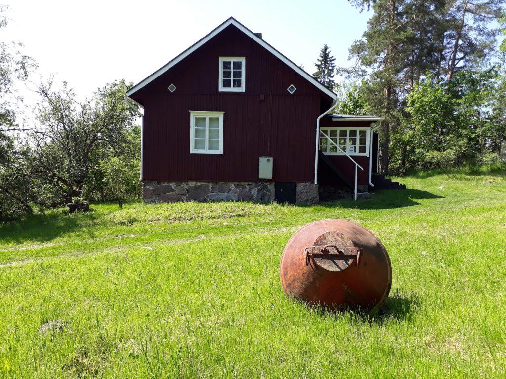Ragvalds, Kirkkonummi - Kyrkslätt