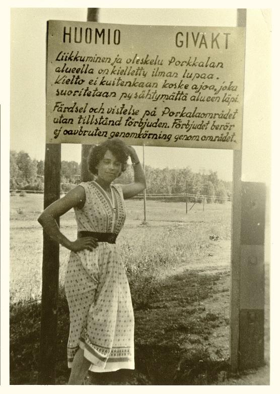 Kesä 1956 - Sommaren 1956 - Summer 1956