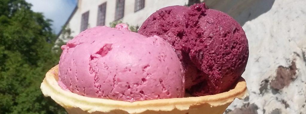 Porkkalan parenteesi Sjundbyn jäätelö
